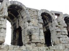 Detalles de los arcos