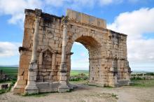 Arco de Caracalla