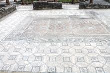 Mosaico del Foro